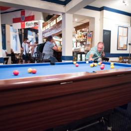 The Druids Head Herne Bay Pool table