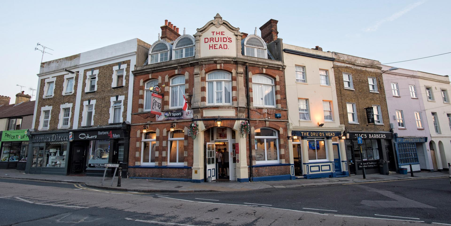 The Druids Head Herne Bay